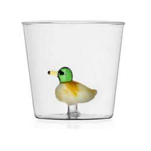 ichendorf bicchiere animal farm anatra