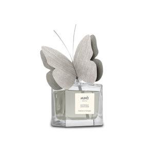 Profumatore di ambiente Muha Butterfly Cotone e Vaniglia